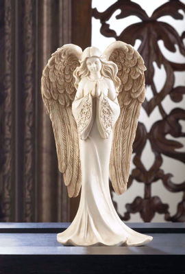 Picture of Praying Angel Figurine